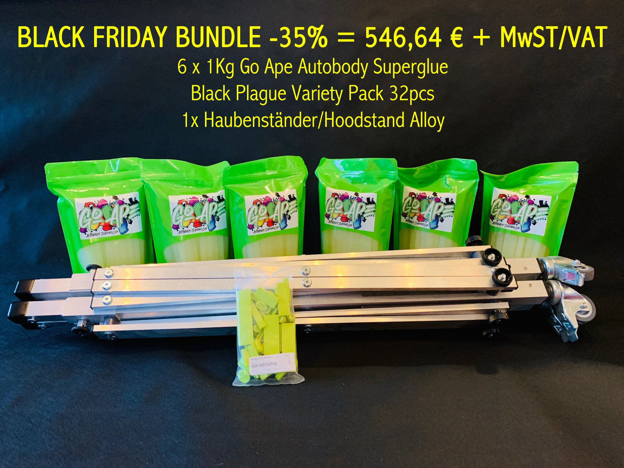BLACK FRIDAY BUNDLE -35%